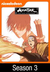 Avatar The Last Airbender Book 3 Fire