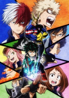 Boku no Hero Academia 2nd Season (Dub)