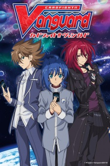 Cardfight Vanguard 2018 Dub