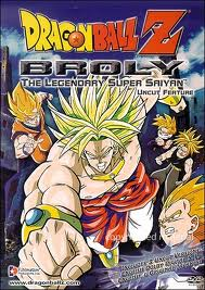 Dragon Ball Z Movie 8 Broly The Legendary Super Saiyan