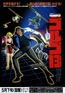 Golgo 13: The Professional (Dub)