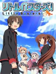 Little Busters Dub