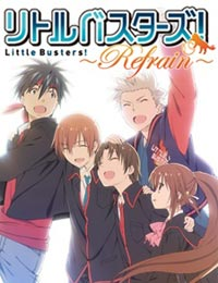 Little Busters Refrain Dub