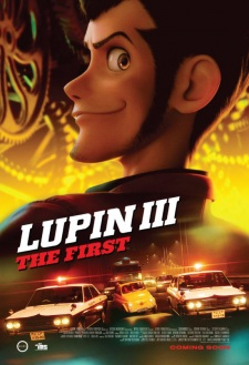 Lupin Iii The First Dub