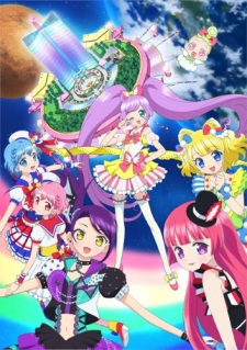 Pripara Movie Minna De Kagayake Kirarinstar Live