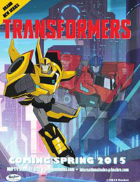Transformers Robots In Disguise 2015 Season 1