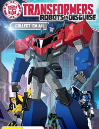 Transformers Robots In Disguise 2015 Season 3